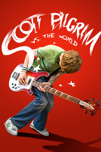 Scott Pilgrim Iphone Wallpaper