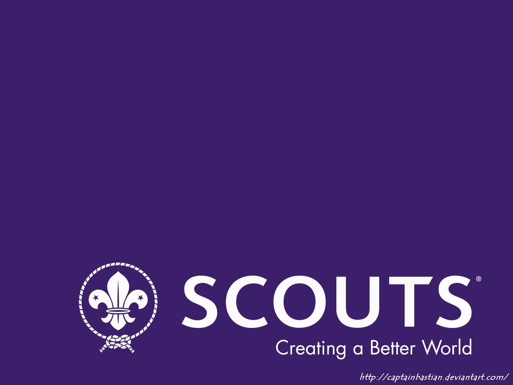 Download Scouts Wallpaper Gallery
