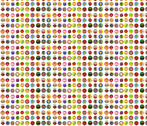Scratch And Sniff Wallpaper