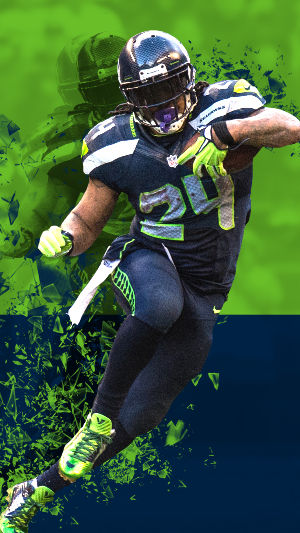 Download Seahawks Cell Phone Wallpaper Gallery