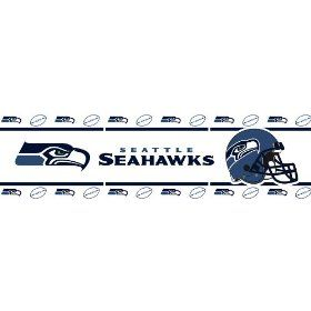 Seahawks Wallpaper Border