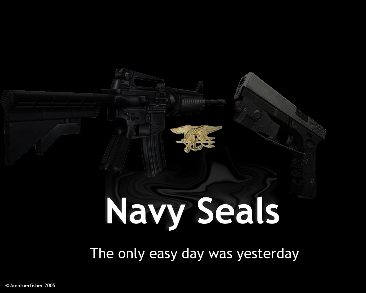 Seals Wallpaper