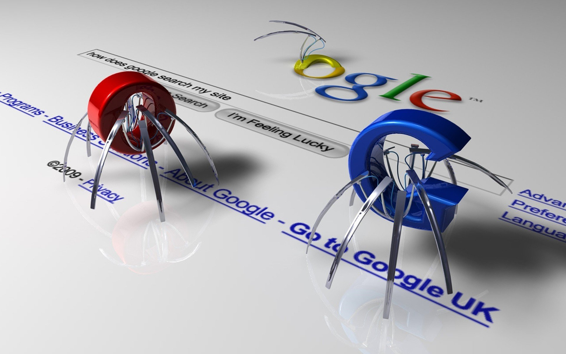Search Engine Wallpaper
