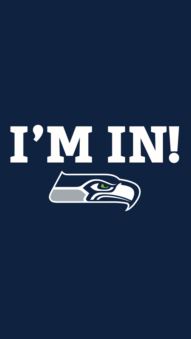 Seattle Seahawks Cell Phone Wallpaper