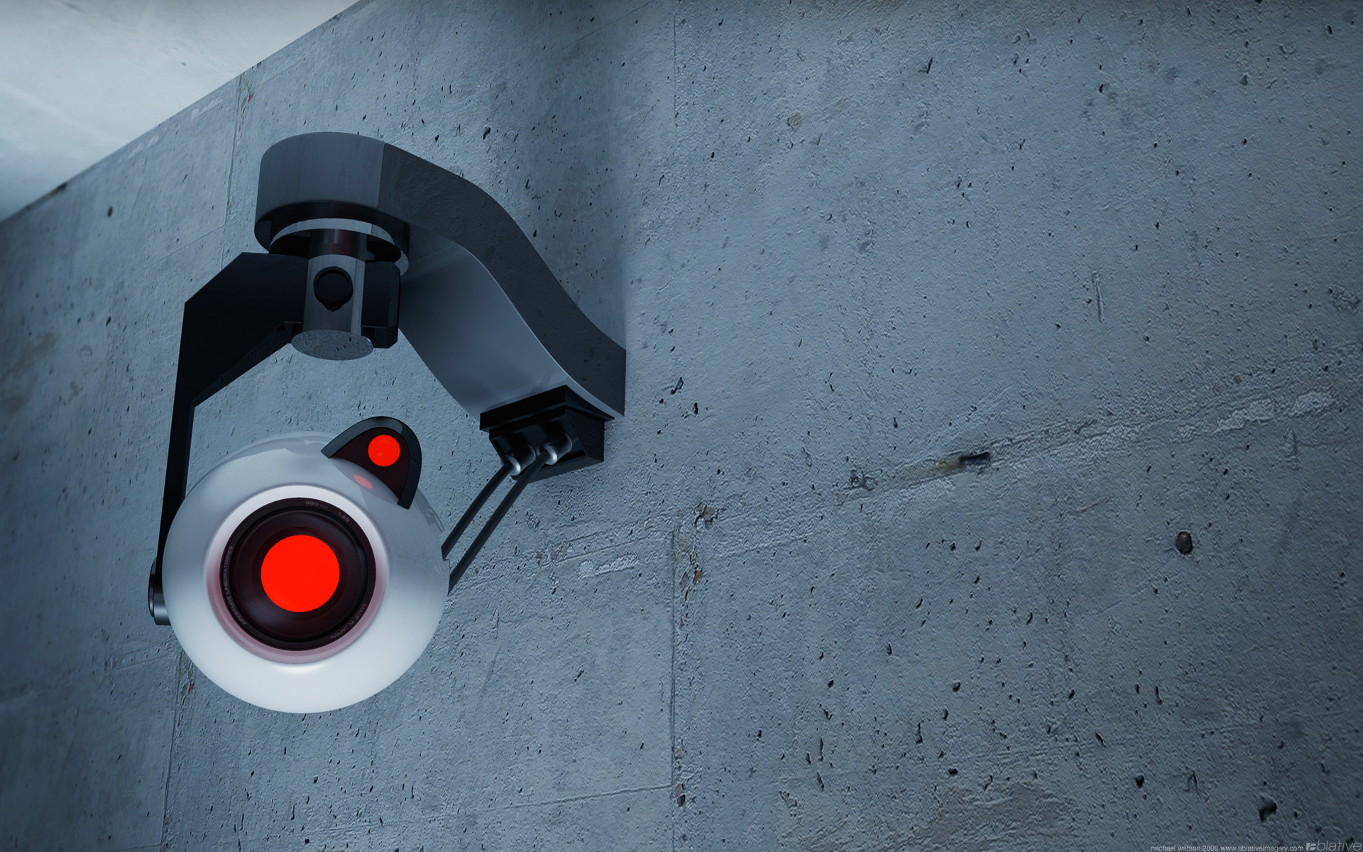 Security Camera Wallpaper