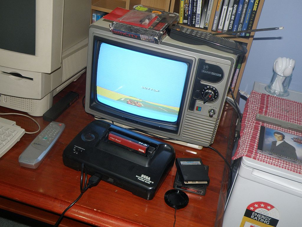 download sega master system wallpaper gallery