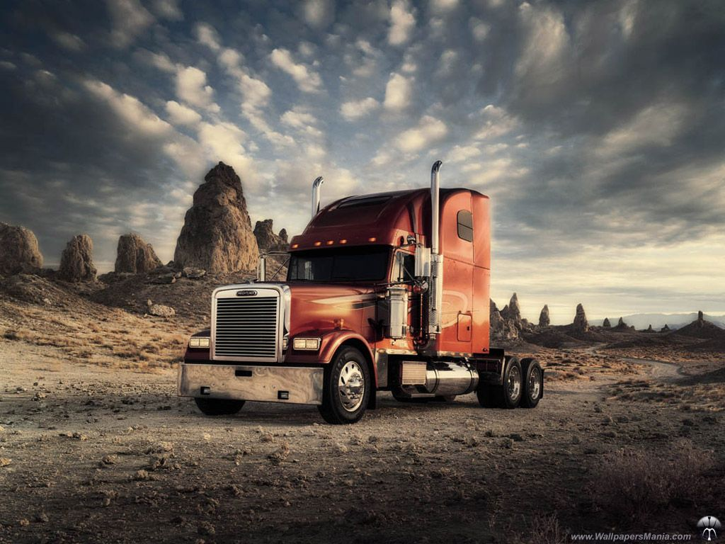 Semi Truck Wallpaper Free