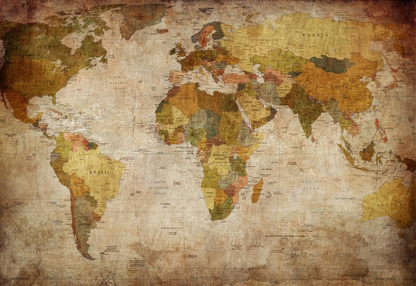 Download sepia world map wallpaper gallery sepia world map wallpaper gumiabroncs Images
