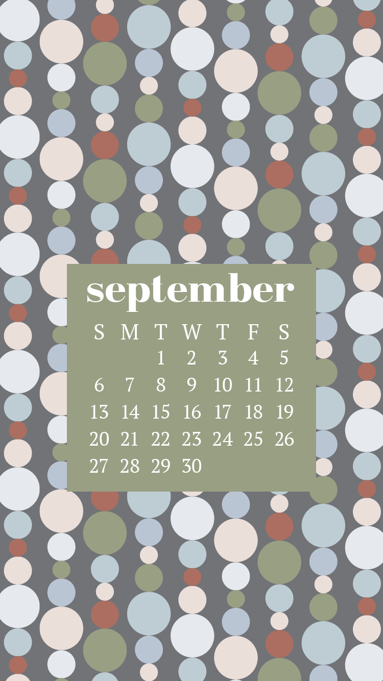 September Iphone Wallpaper