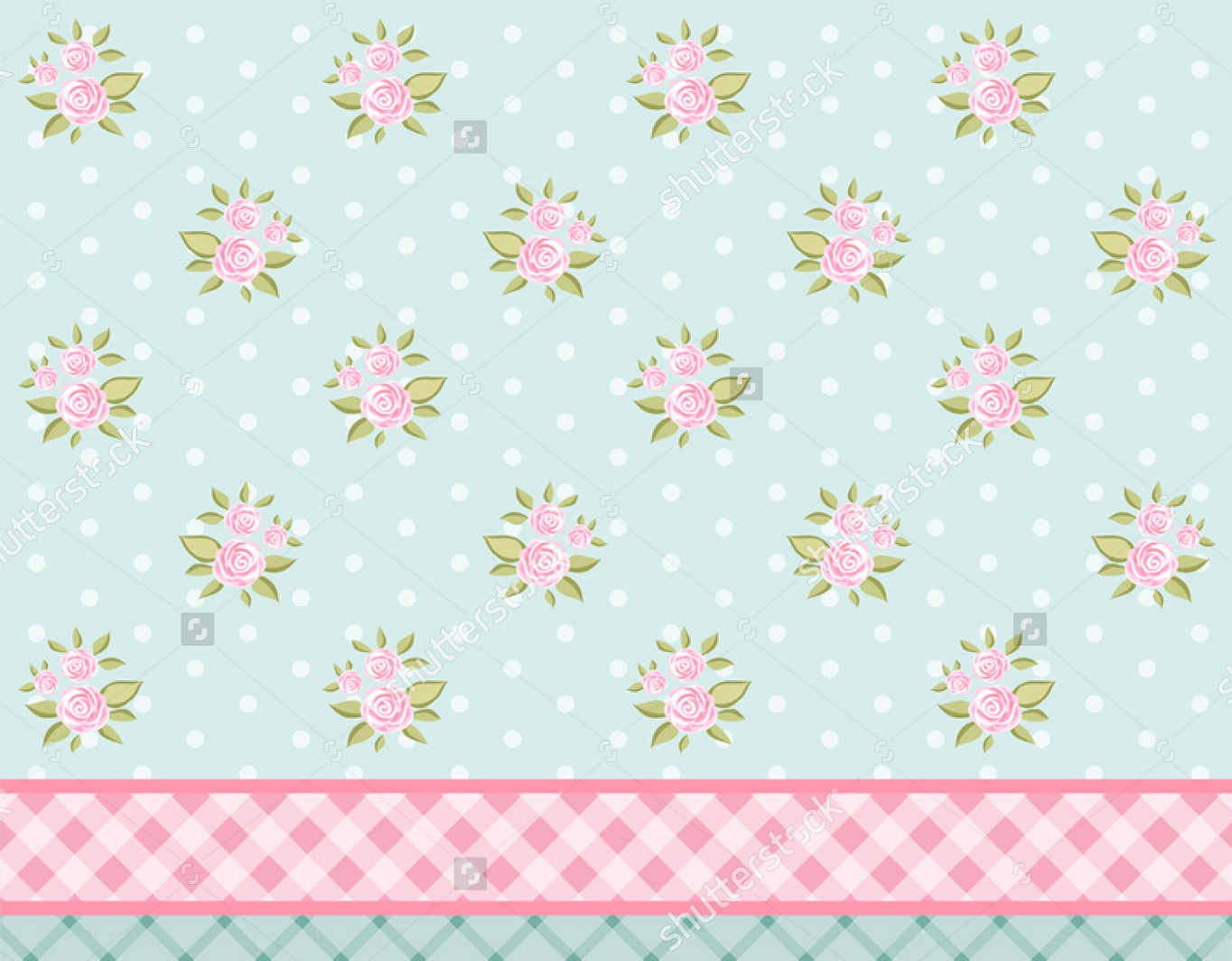 Download shabby chic pink wallpaper gallery - Papier peint shabby chic ...