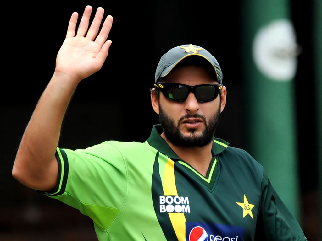 Download Shahid Afridi Pictures Wallpapers Gallery