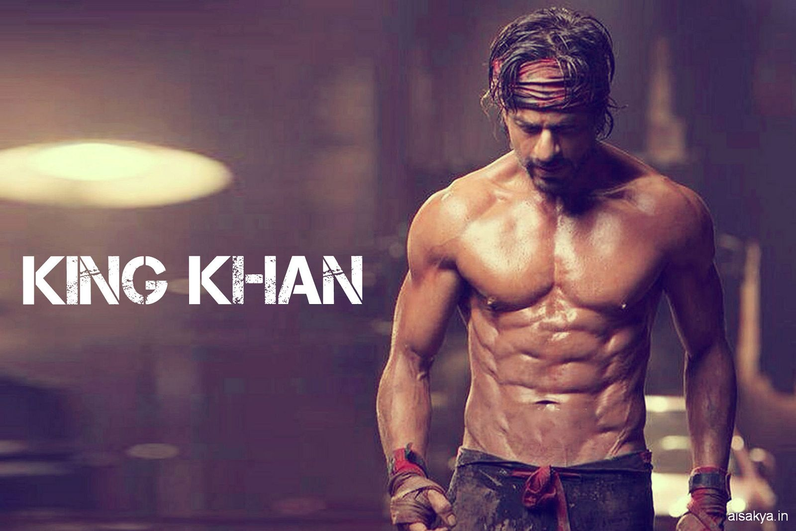 Download Shahrukh Khan Happy New Year Wallpaper Gallery