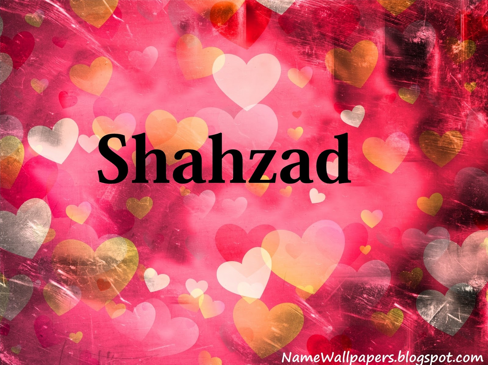 Shahzad Name Wallpaper