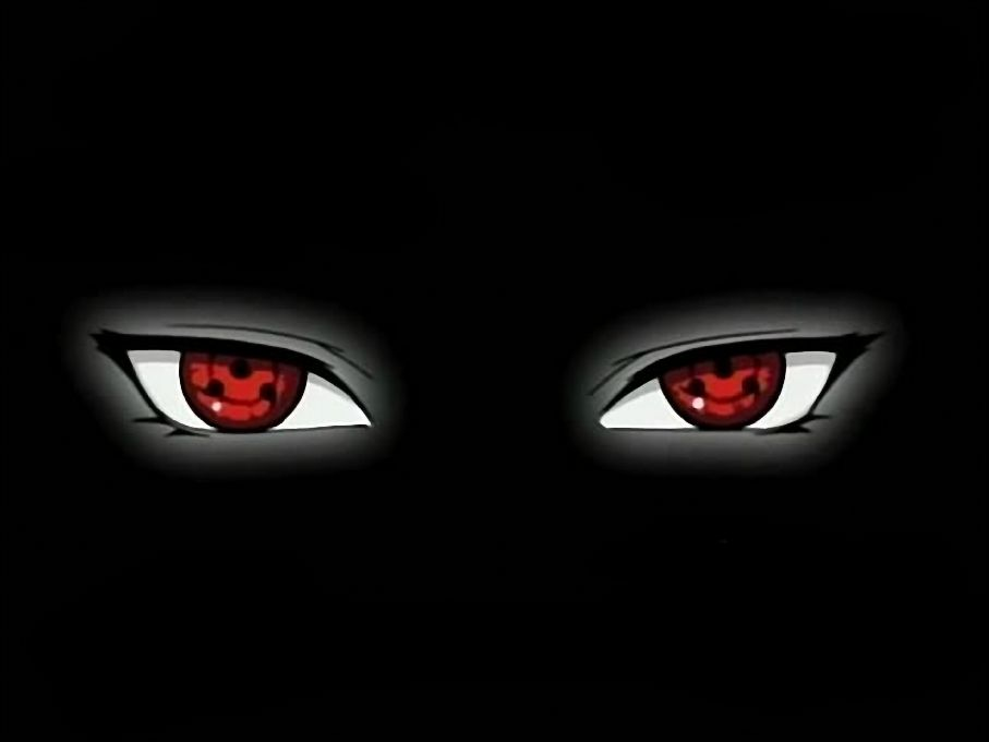 Sharingan Eyes Wallpaper