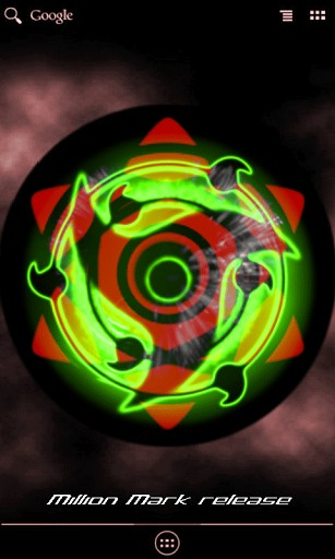Sharingan Live Wallpaper Apk