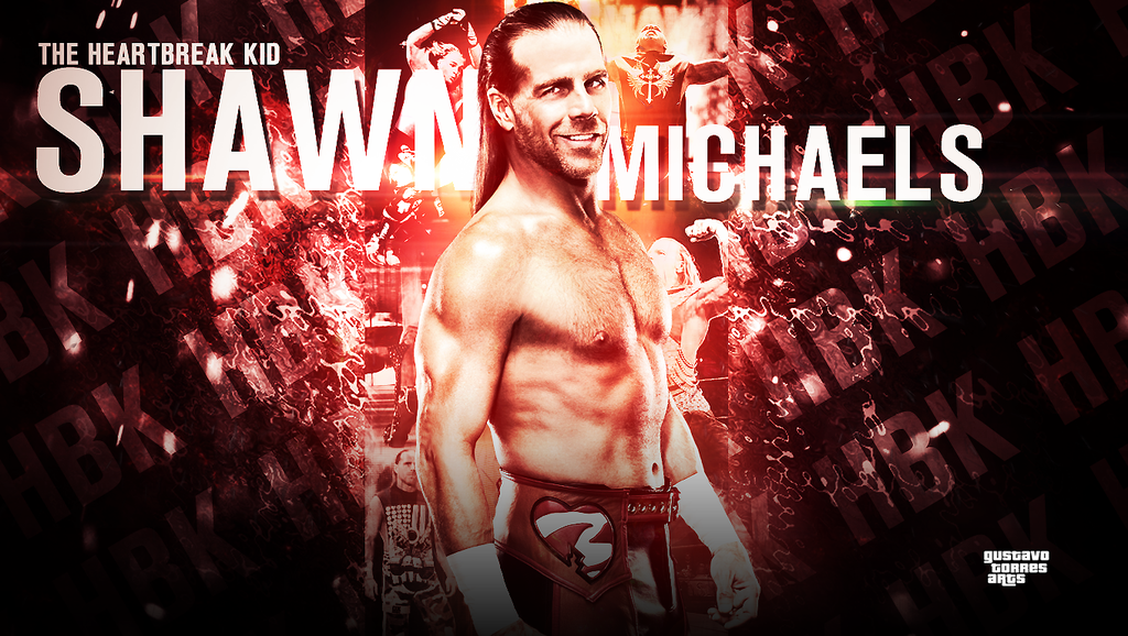 download shawn michaels wallpaper gallery