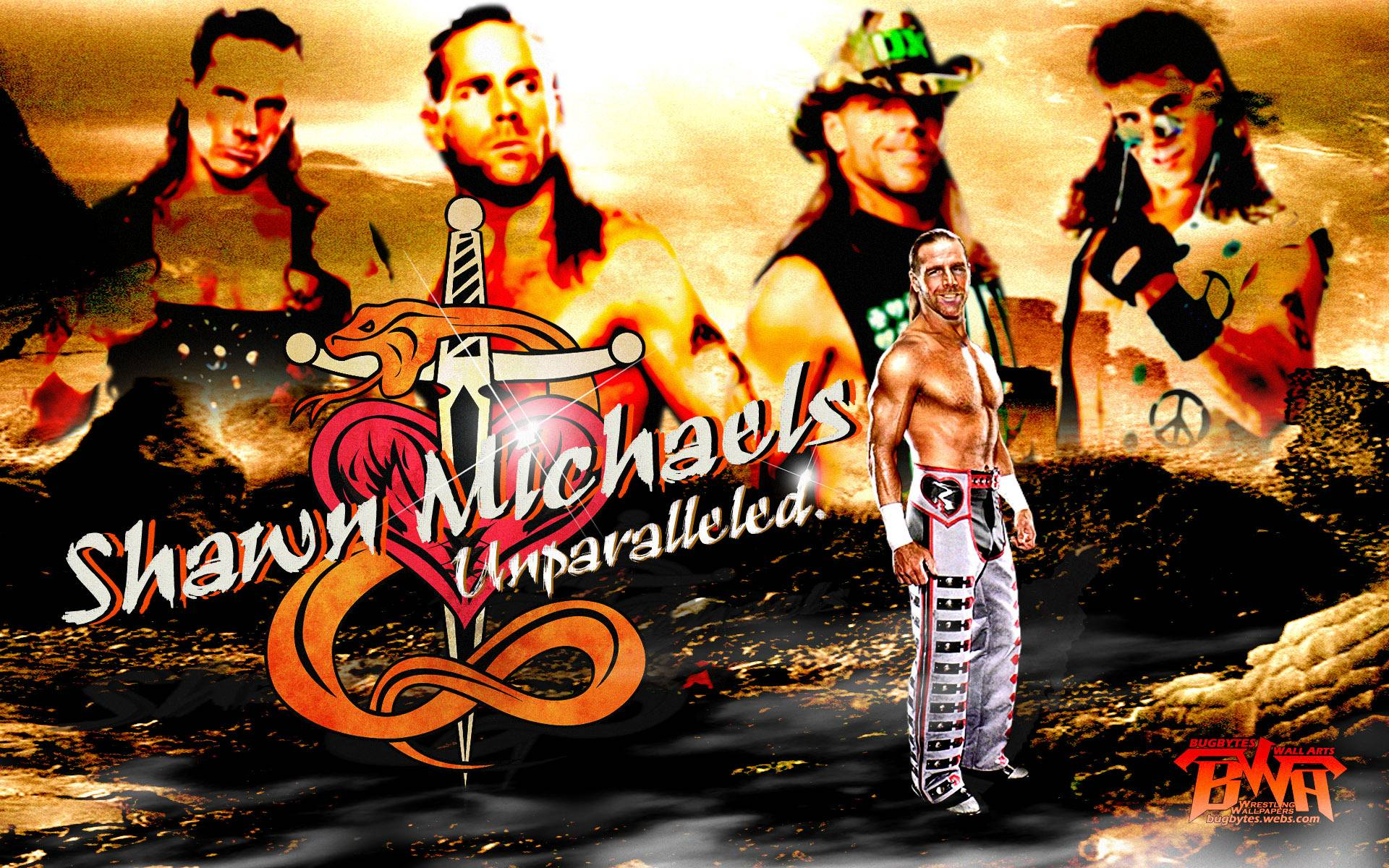 Shawn Michaels Wallpaper