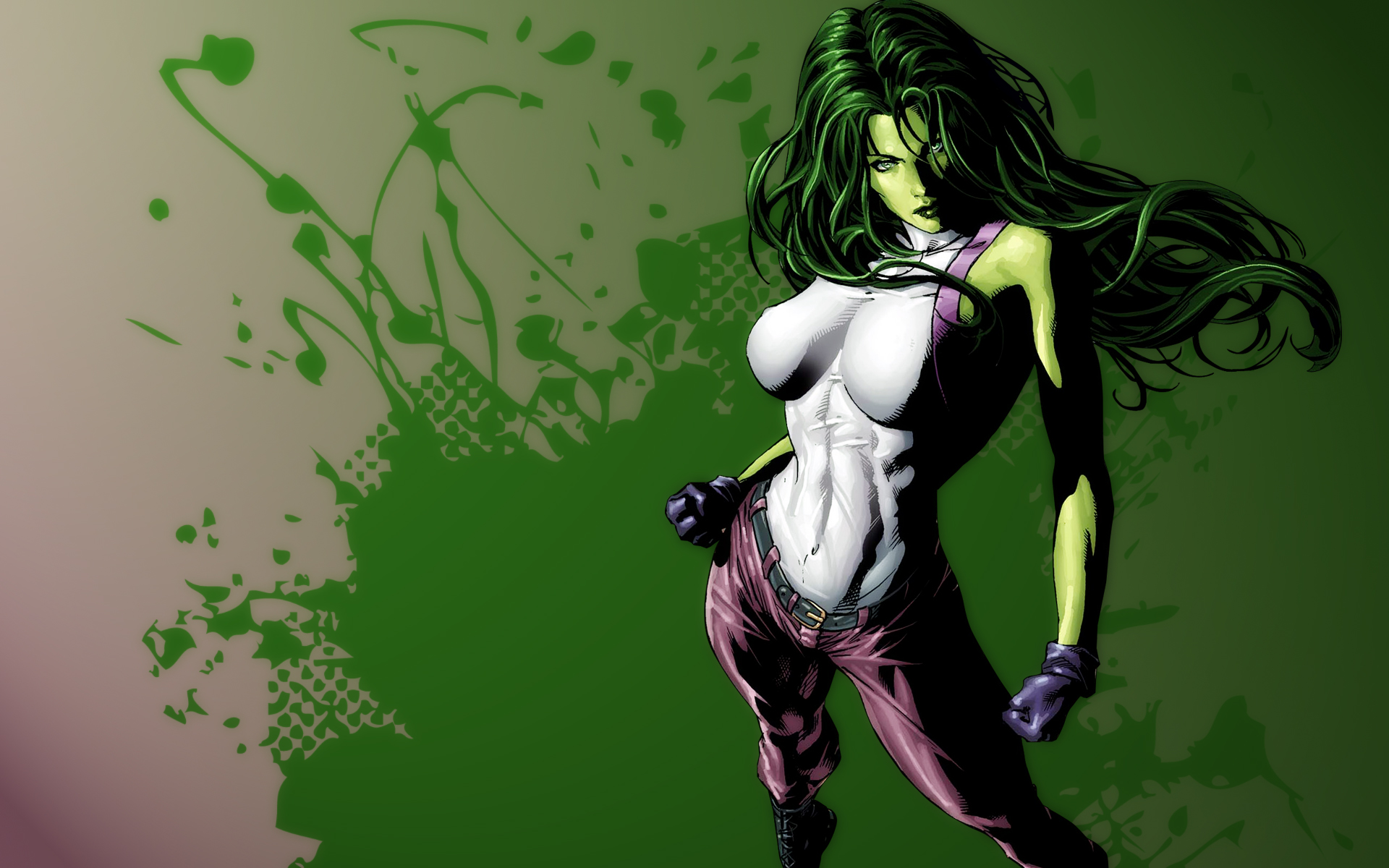 She Hulk Wallpaper