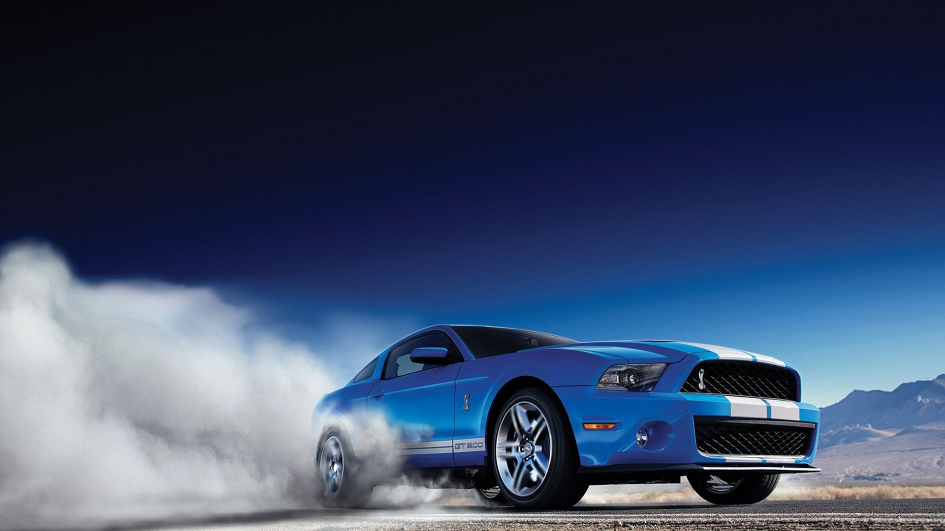 Shelby Gt 500 Wallpapers