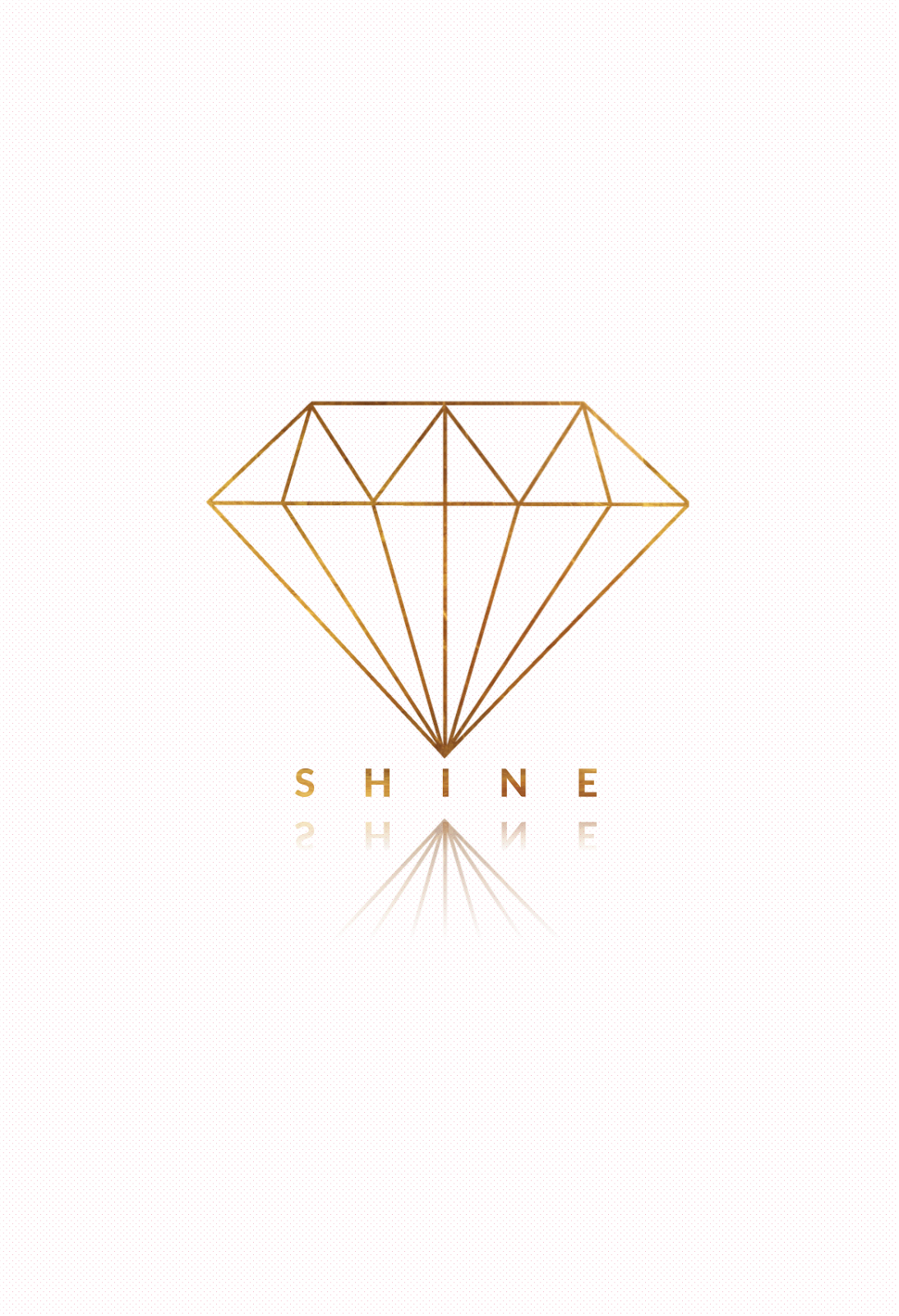 Shine Bright Like A Diamond Wallpaper