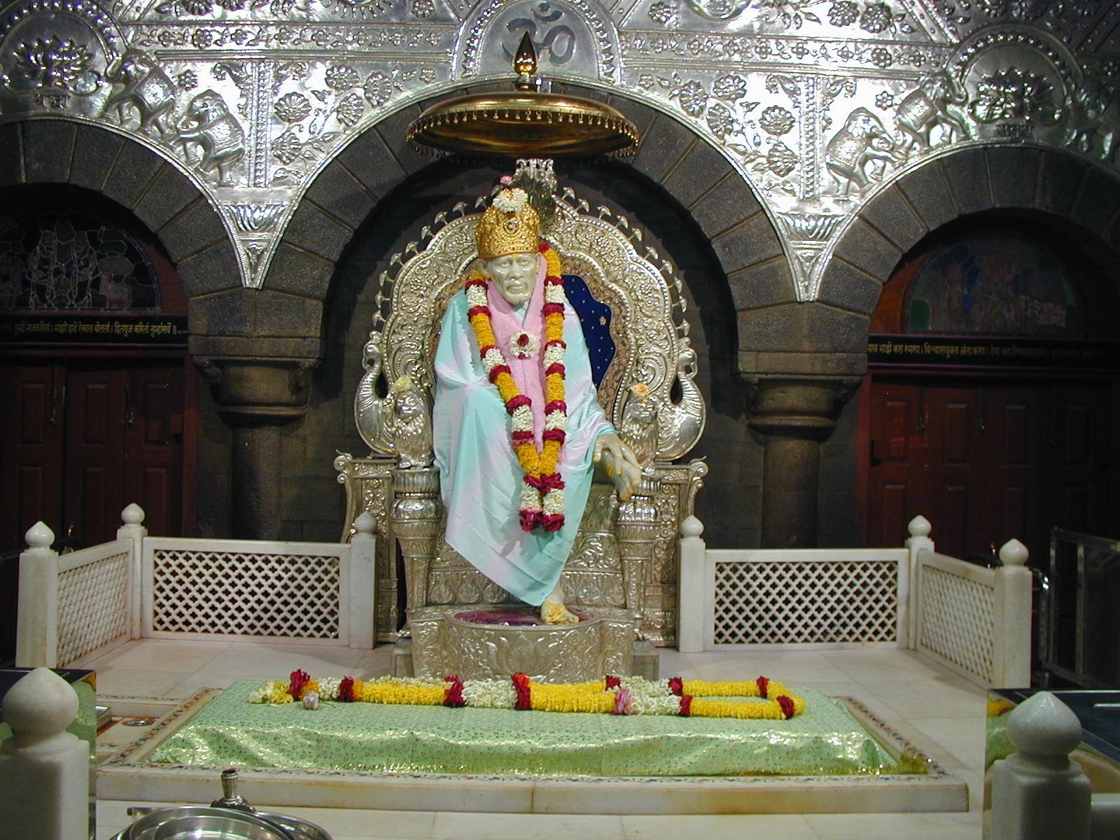 Hd wallpaper sai baba - Shirdi Sai Baba Full Hd Wallpapers