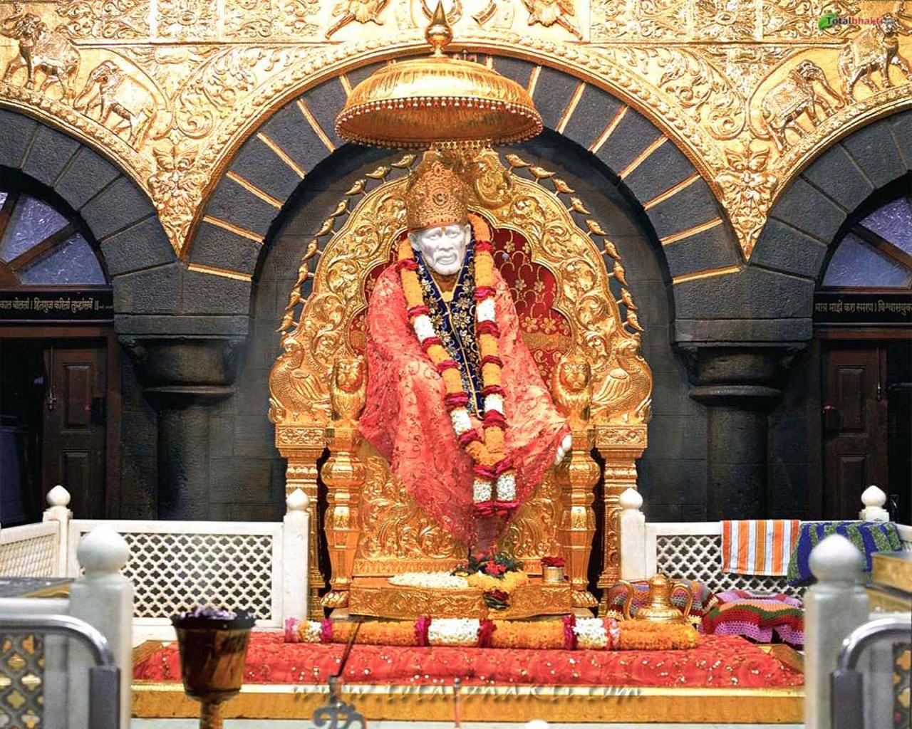 Shirdi Sai Baba Full HD Wallpapers