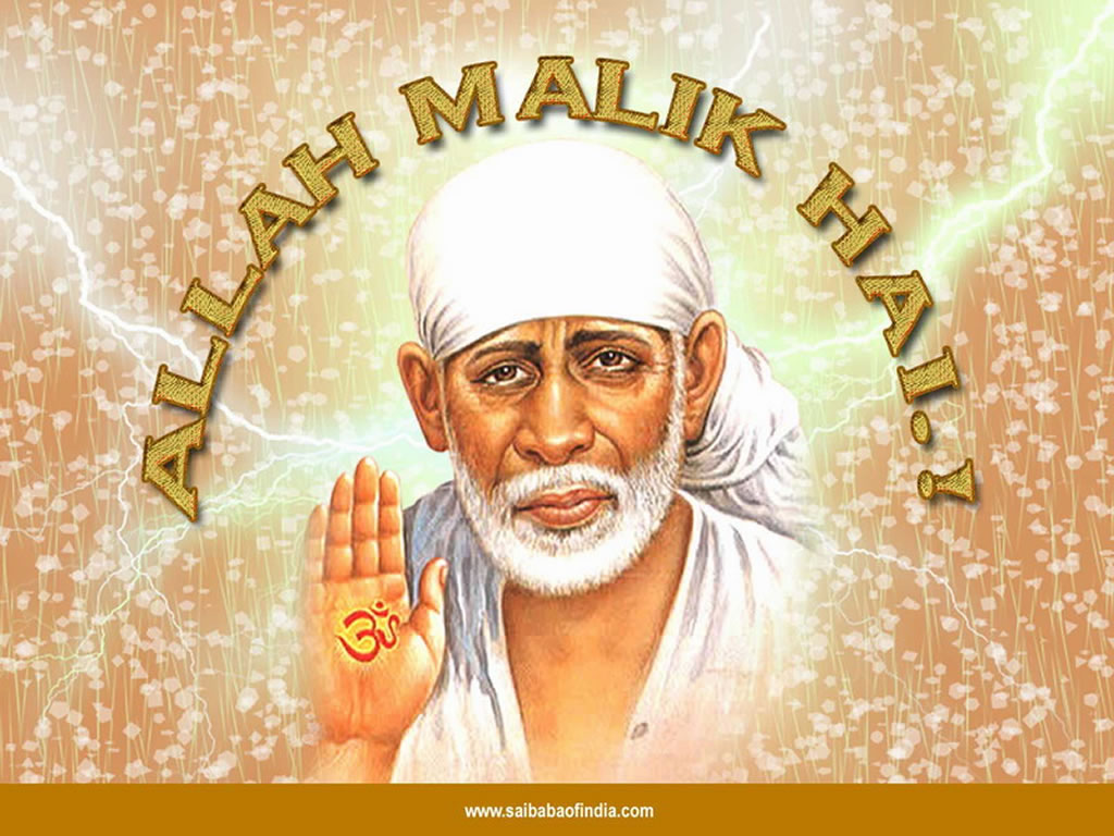 Shirdi Sai Baba Pictures Wallpapers