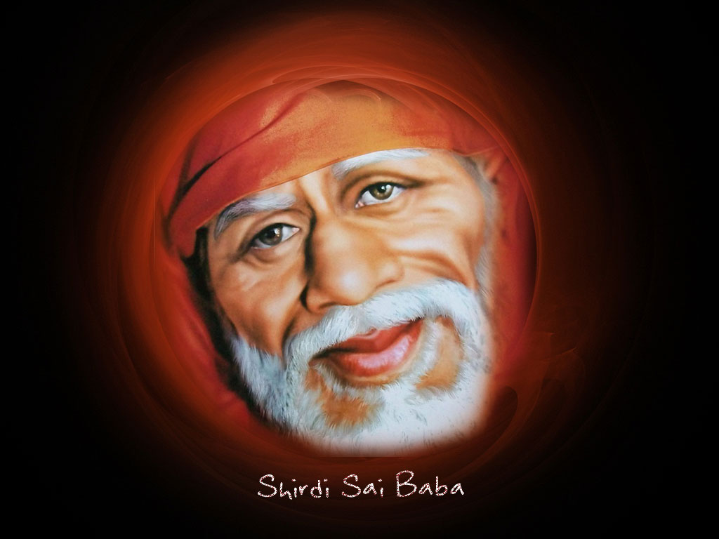 Shirdi Sai Baba Wallpaper Full Size Free Download