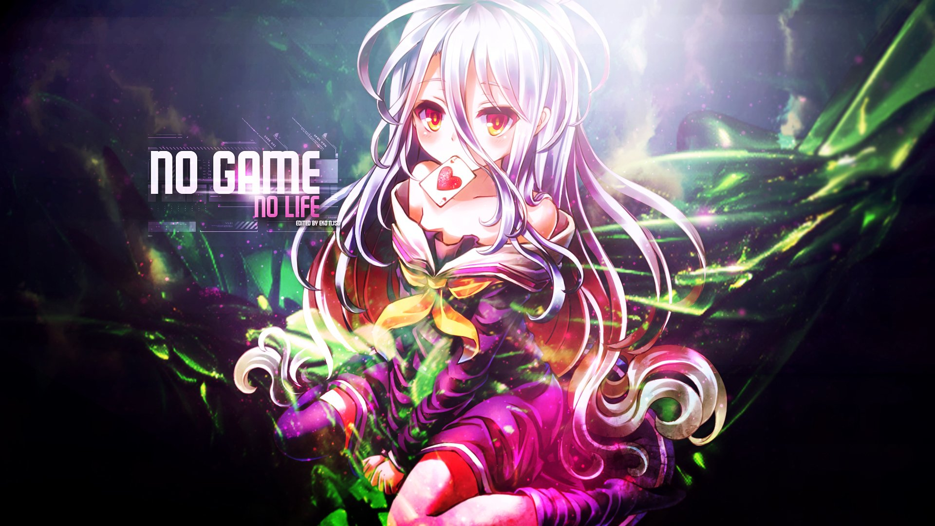 Shiro No Game No Life Wallpaper