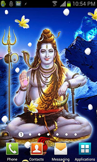 Shiv Baba Live Wallpaper