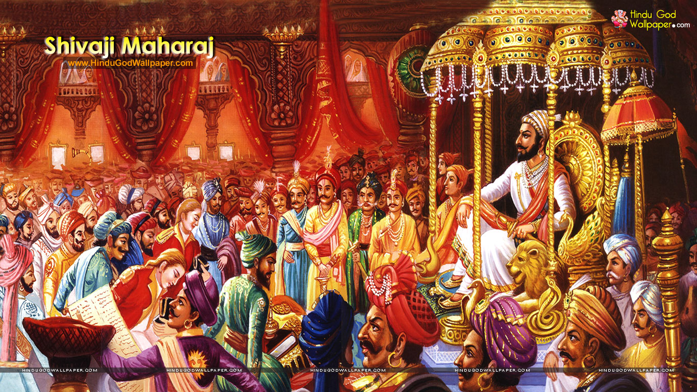 Shivaji Maharaj Wallpaper High Resolution