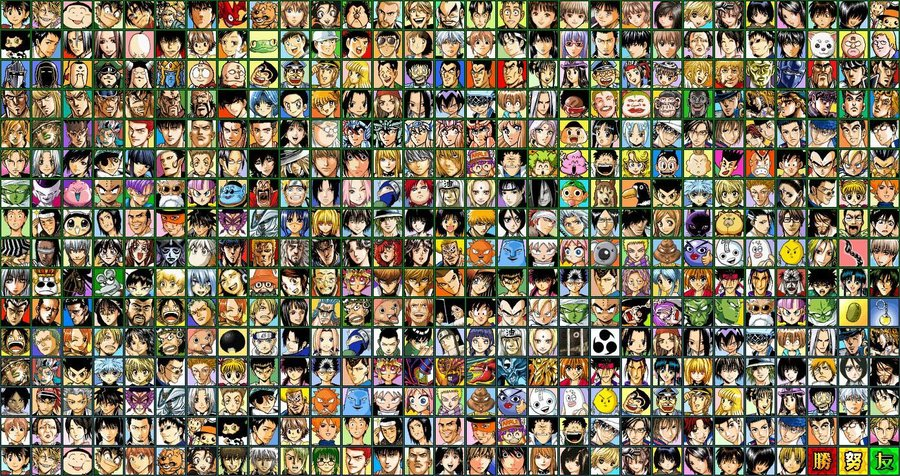 Download Shonen Jump Wallpaper Gallery