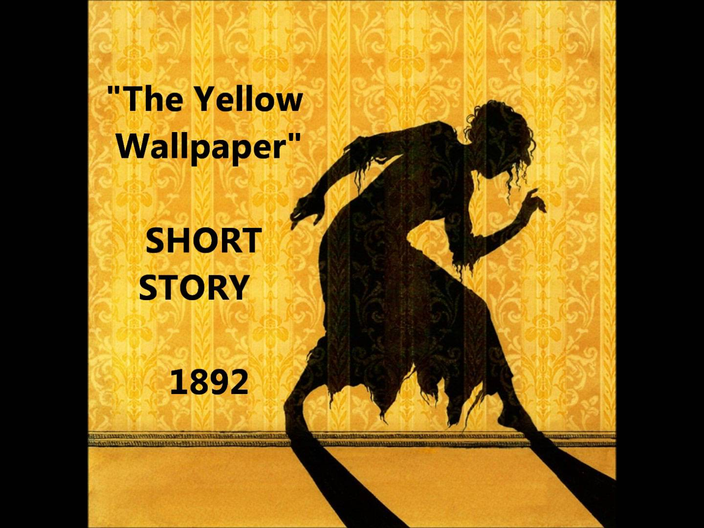 "interpretation of the short story yellow In charlotte perkin gilman's short story, ""the yellow wallpaper,"" the dominance  of  2013 ""the yellow wallpaper and story of the hour: a character analysis""."