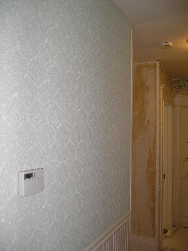 Should I Paint Over Wallpaper Or Remove It