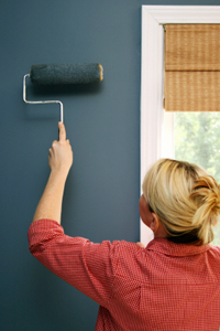 Should You Paint Over Wallpaper