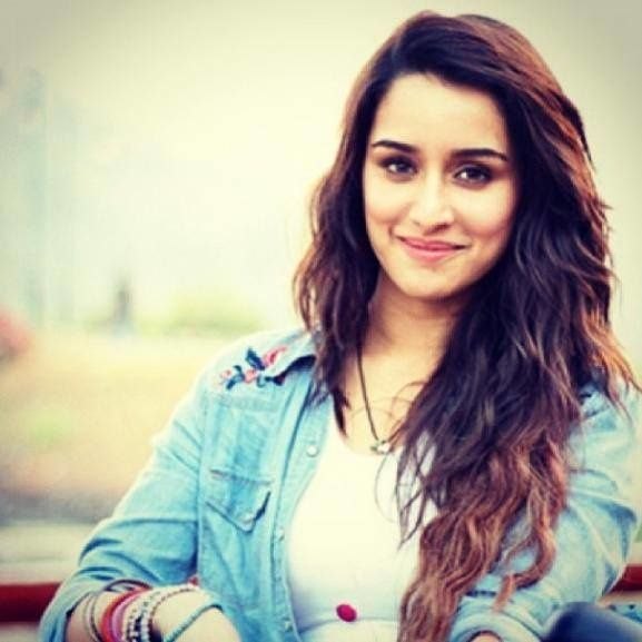 Shraddha Kapoor Full HD Wallpaper