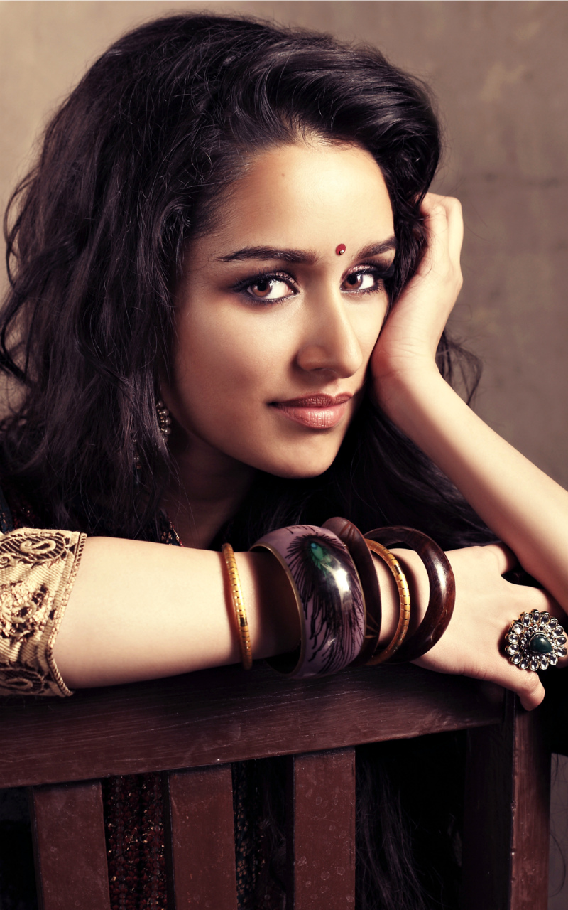 Shraddha Kapoor Mobile Wallpaper