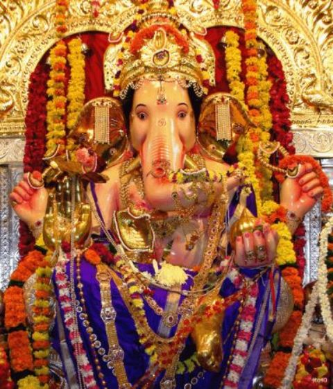 Shree Ganesh Pics Wallpapers