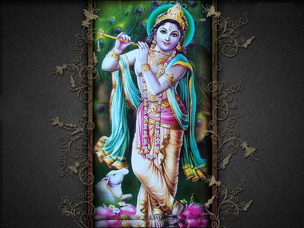 Download Shree Krishna HD Wallpaper Download Gallery