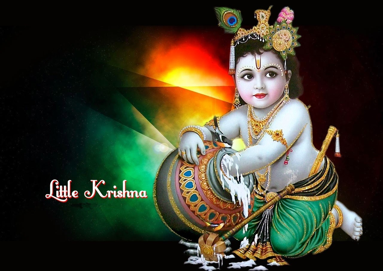 Shree Krishna Wallpaper Free Download