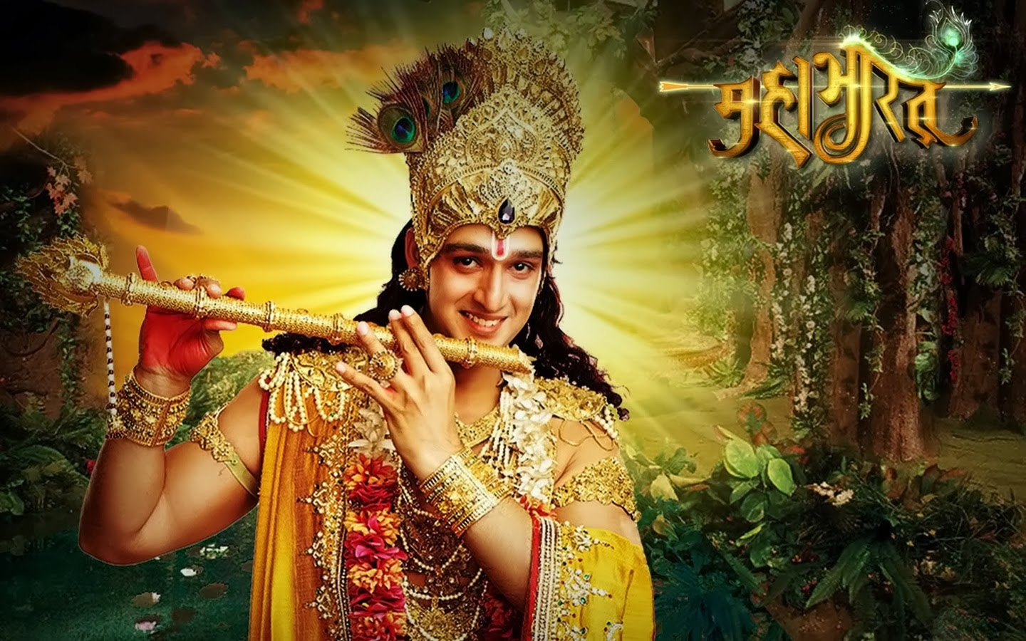 Download Shree Krishna Wallpaper Full Size Gallery | 1440 x 900 jpeg 299kB