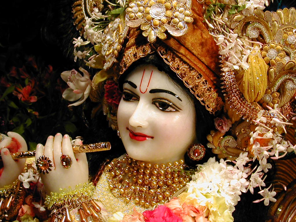 Shri Krishna Wallpaper Full Size