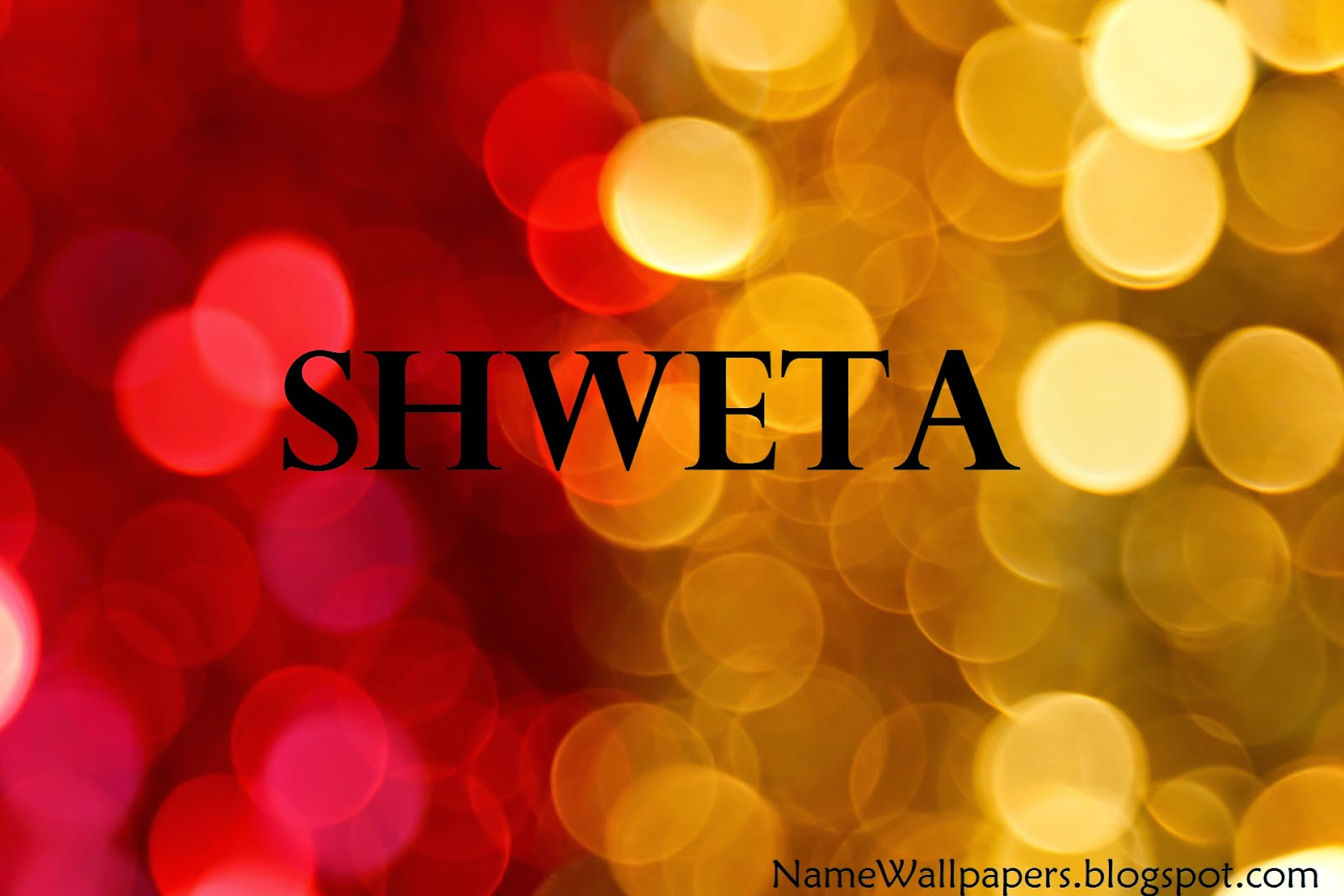 Shweta Name Wallpaper