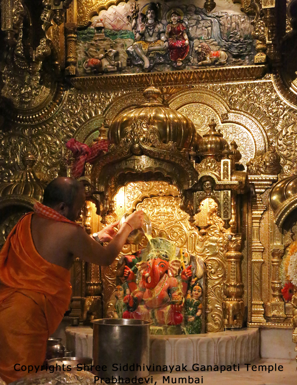 Siddhivinayak Live Darshan Wallpapers