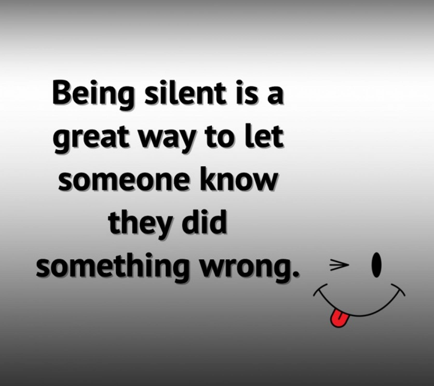 Silence Wallpapers Quotes