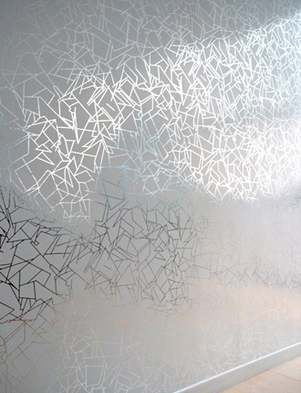 Silver Foil Wallpaper Uk