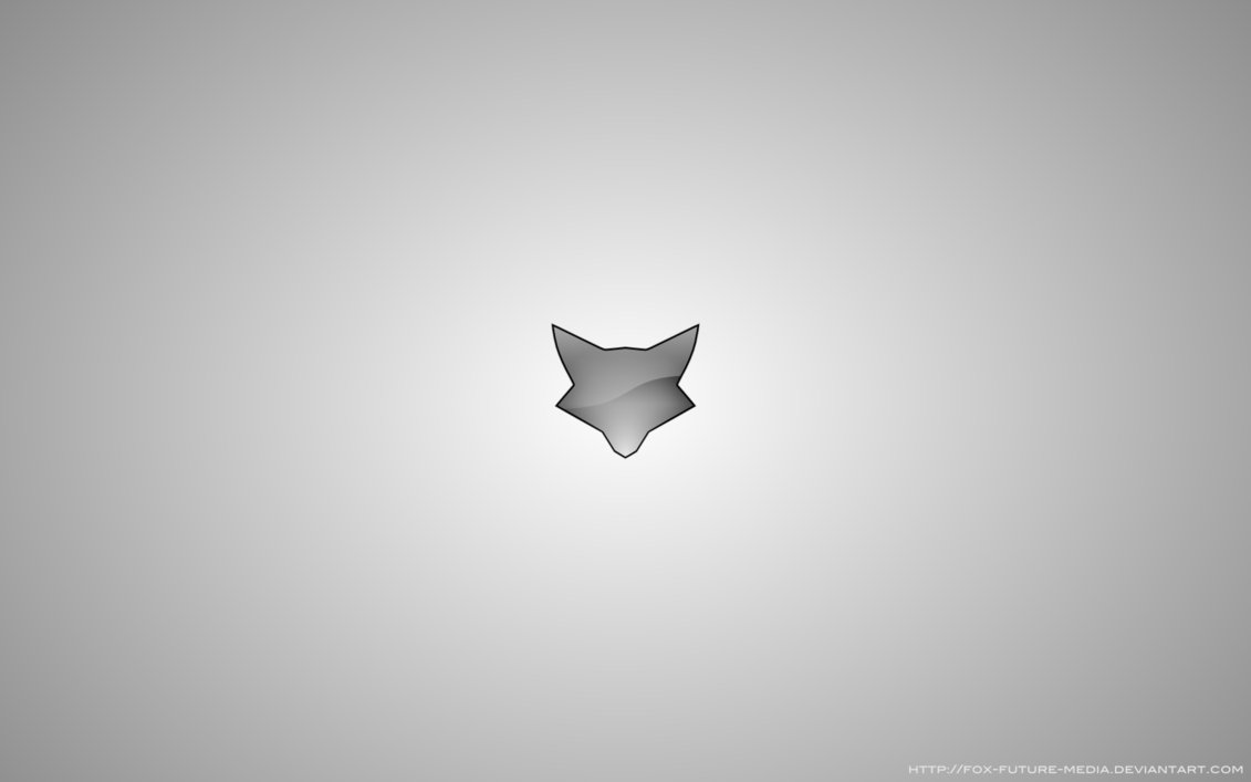 Silver Fox Wallpaper