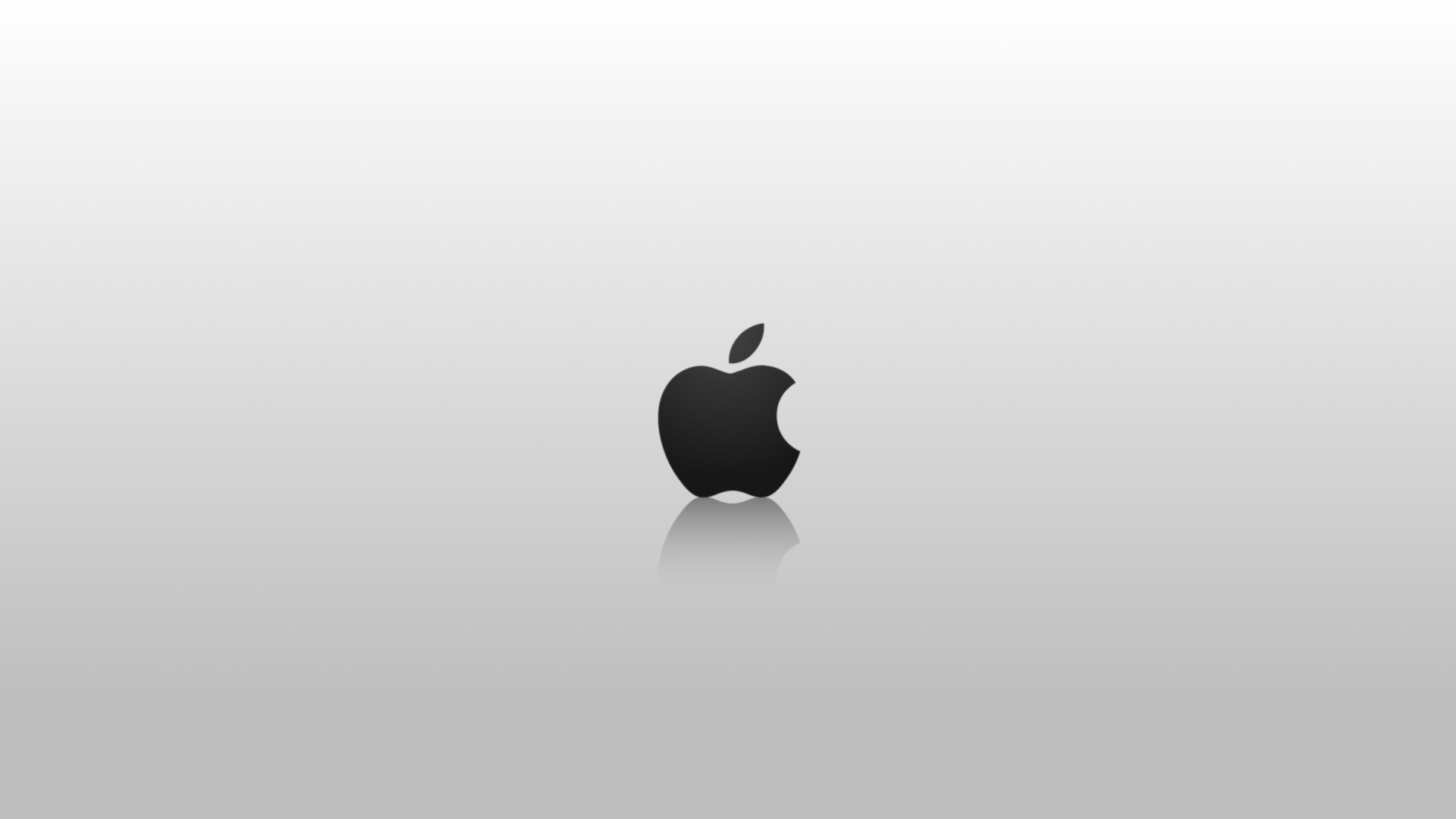 Simple Apple Wallpaper