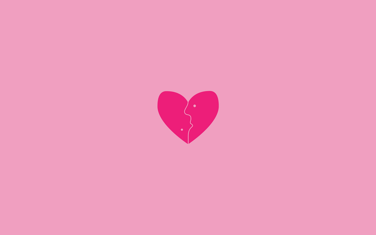 Simple Heart Wallpaper