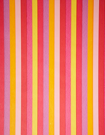 Simple Stripes Wallpaper Border